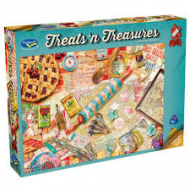Holdson Treats & Treasures Baker 1000pc Jigsaw Puzzle