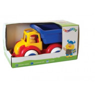 Viking Toys - Jumbo Tipper Truck with 2 Figures Gift Box
