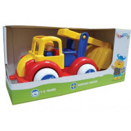 Viking Digger Truck with 2 Figures Gift Box