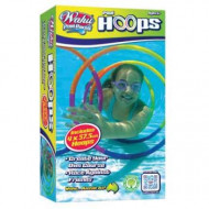 Wahu Pool Party Pool Hoops 4Pk