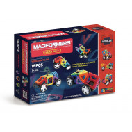 Magformers WOW Vehicle Set 16pcs