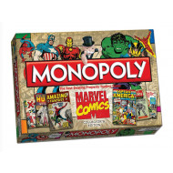 Monopoly-Marvel-Comics-Collectors-Edition