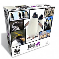WWF-Penguins-1000pc-Puzzle
