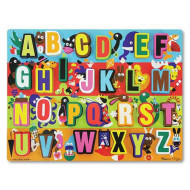 M&D - Jumbo ABC Chunky Puzzle - 26pc