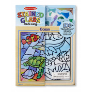 M&D - Stained Glass - Undersea Fantasy