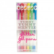 Yummy Scent Glitter Gel Pen