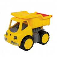 Big Power Worker Dump Truck
