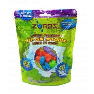 Zorbz 50pk Self Sealing Water Balloons with Green Connector