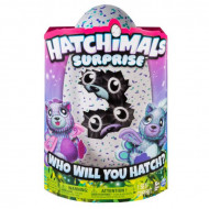 Hatchimals Surprise Twins Purple/ Teal Egg