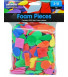 Foam Pieces 500 Per Bag