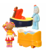 In the Night Garden Figurines with Vehicles Assortment